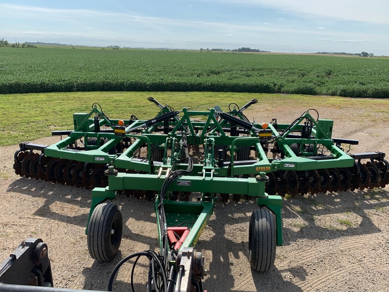 2015 Summers Manufacturing DT9530 Disk