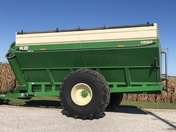 2014 Killbros 1950 Grain Cart