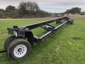 2012 MD Products 42 Header Trailer