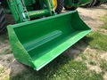 "John Deere 85"" Bucket Loader and Skid Steer Attachment"