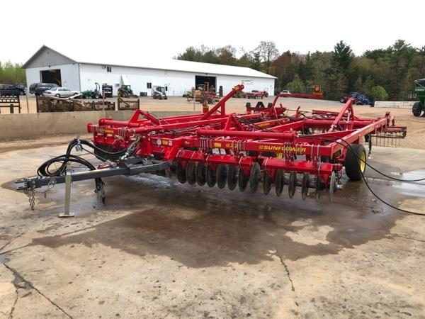 2016 Sunflower 6221-17 Soil Finisher