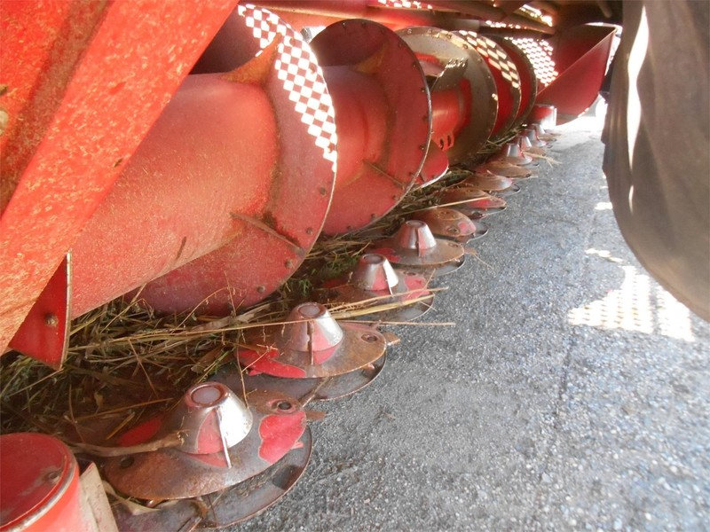 2012 Capello SPARTAN 610 Forage Harvester Head