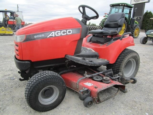 AGCO Allis 2025 Lawn and Garden