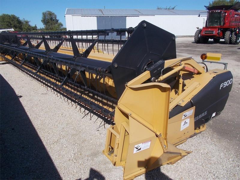 2012 Claas F900 Platform