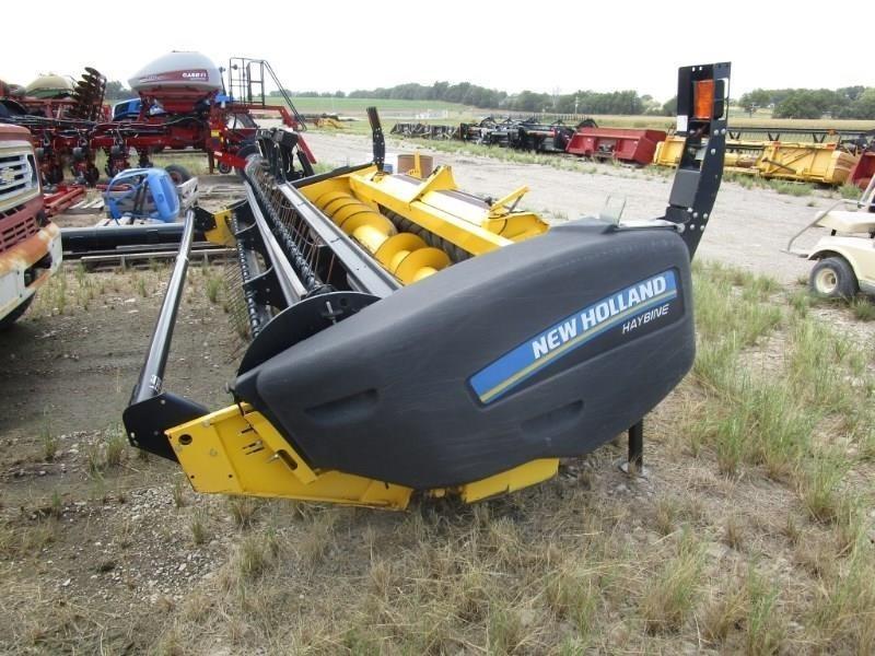 2015 New Holland HAYBINE 16HS Forage Harvester Head