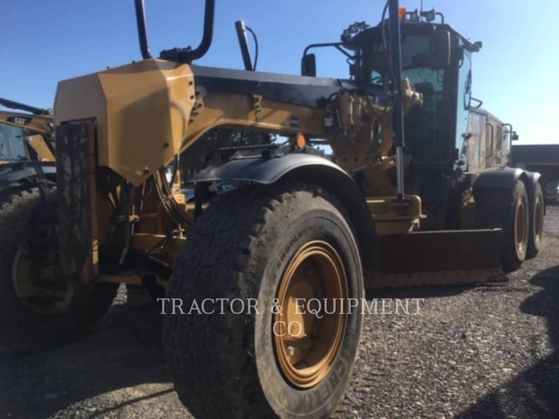 2015 Caterpillar 12M3 AWD Compacting and Paving