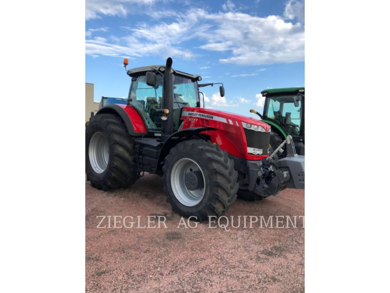 2016 Massey Ferguson 8737 Tractor