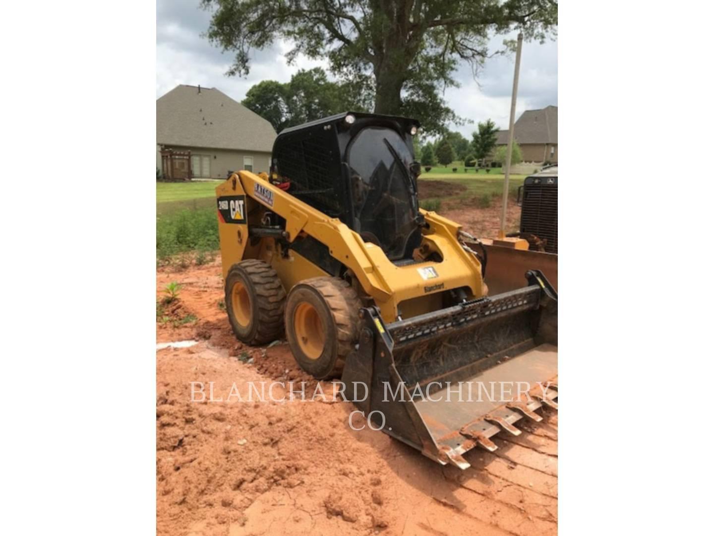 2016 Caterpillar 246D Skid Steer