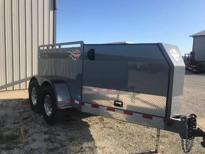 2016 Thunder Creek FST750 Fuel Trailer