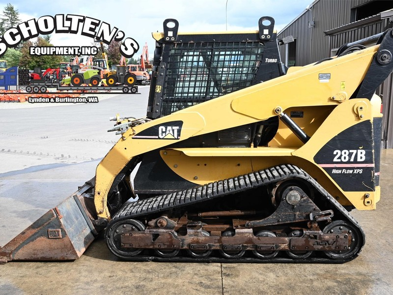 2010 Caterpillar 287B Skid Steer
