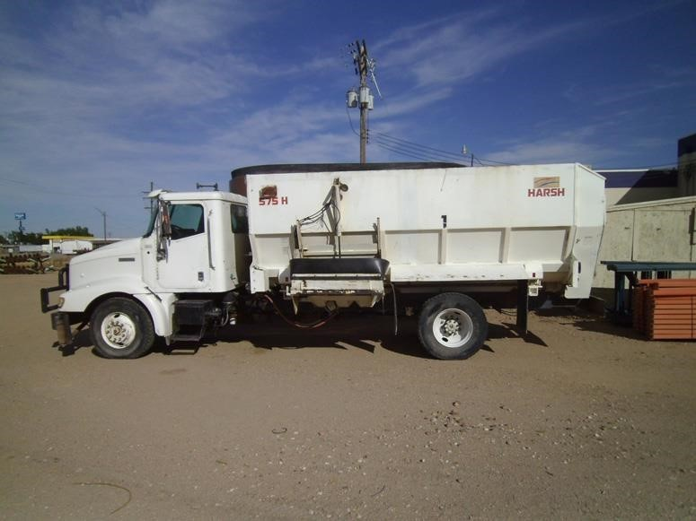 2001 Harsh 575 Grinders and Mixer