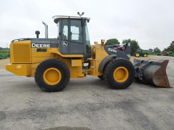 2013 Deere 524K Wheel Loader