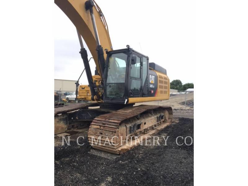 2014 Caterpillar 349F L Excavators and Mini Excavator