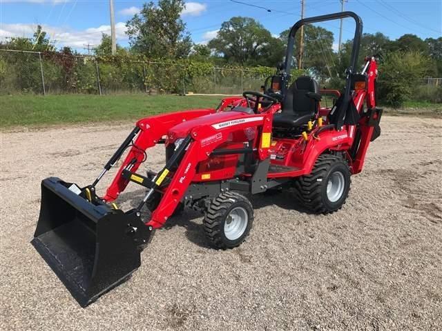 2019 Massey Ferguson GC1725MB Tractor