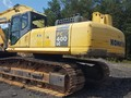 2008 Komatsu PC400 LC-7 Excavators and Mini Excavator