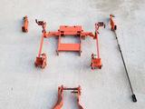 Kubota belly mower hardware