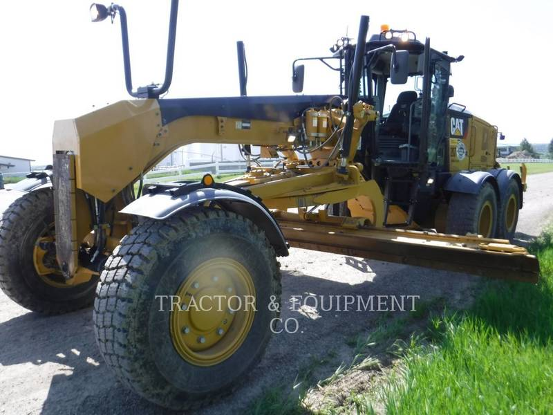 2015 Caterpillar 12M3 AWD Compacting and Paving
