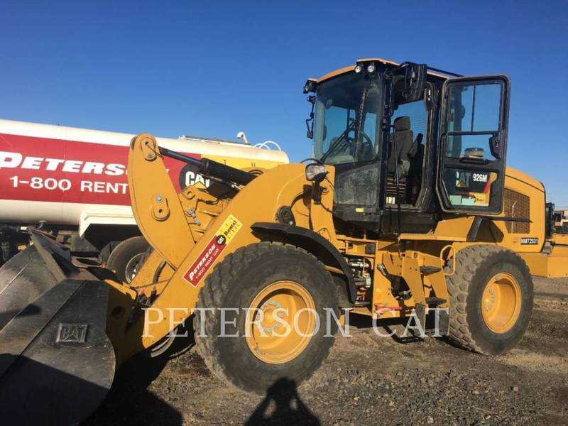 2016 Caterpillar 926M Wheel Loader