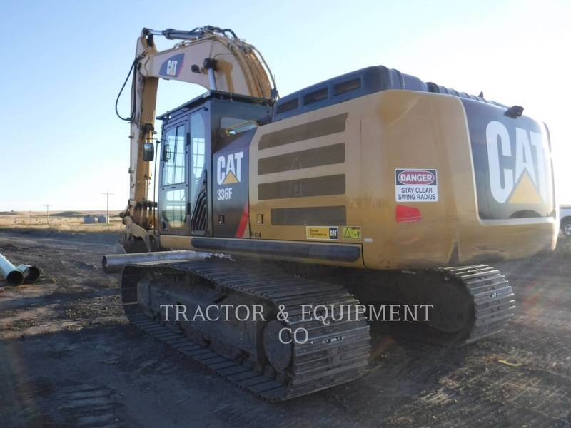 2015 Caterpillar 336F L Miscellaneous