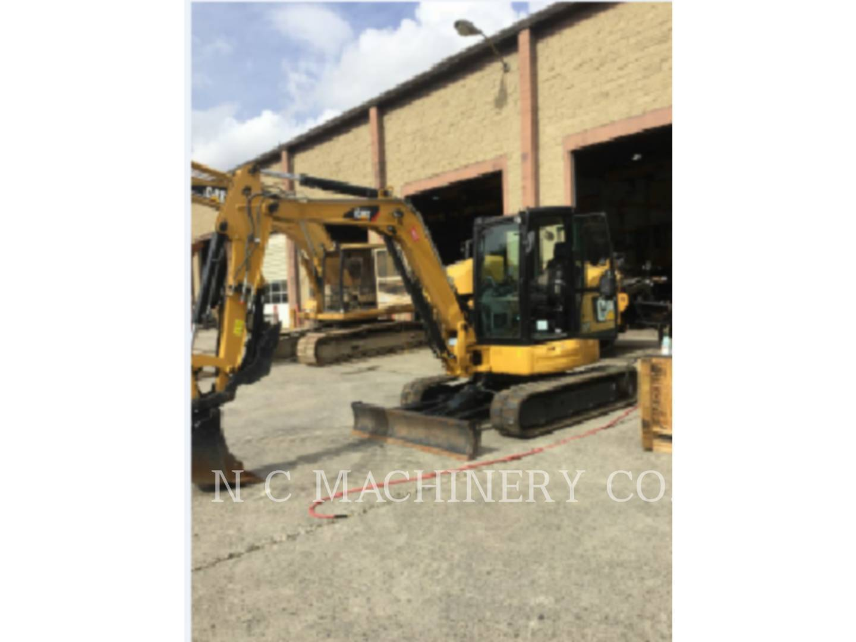 2016 Caterpillar 305E2 CRCB Excavators and Mini Excavator