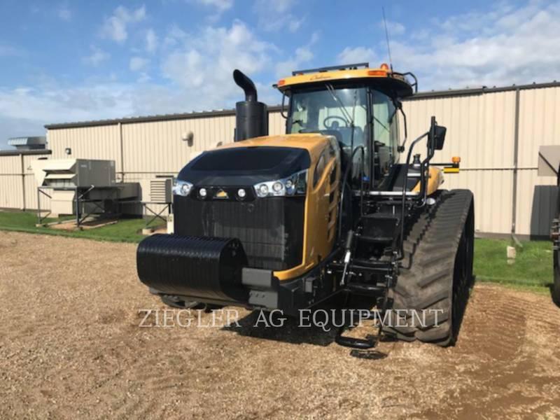 2018 Challenger MT855E Tractor