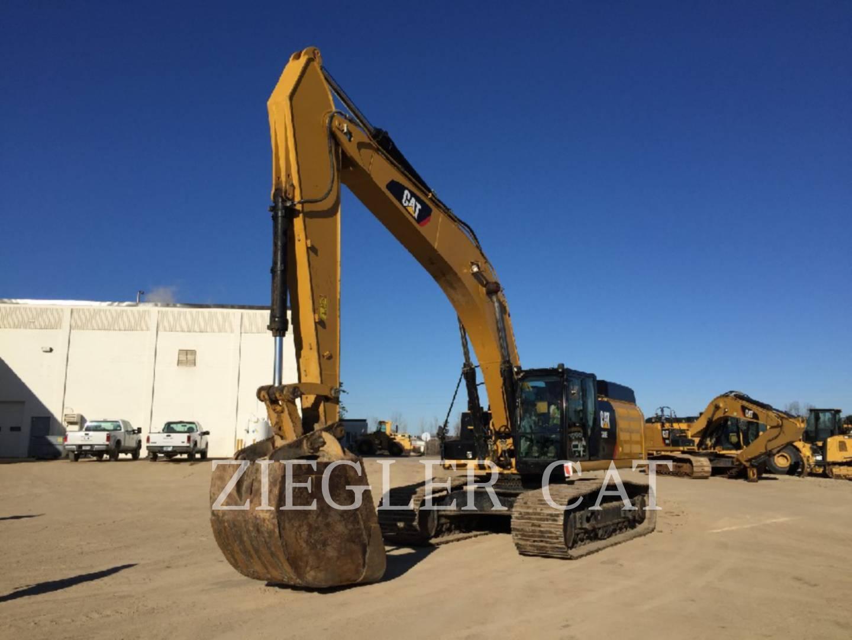 2013 Caterpillar 349EL Excavators and Mini Excavator