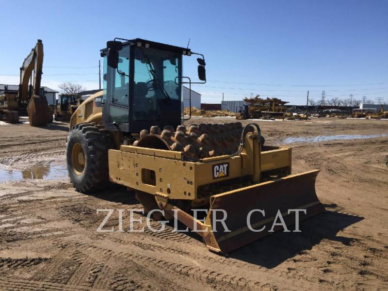 2014 Caterpillar CP56B Compacting and Paving