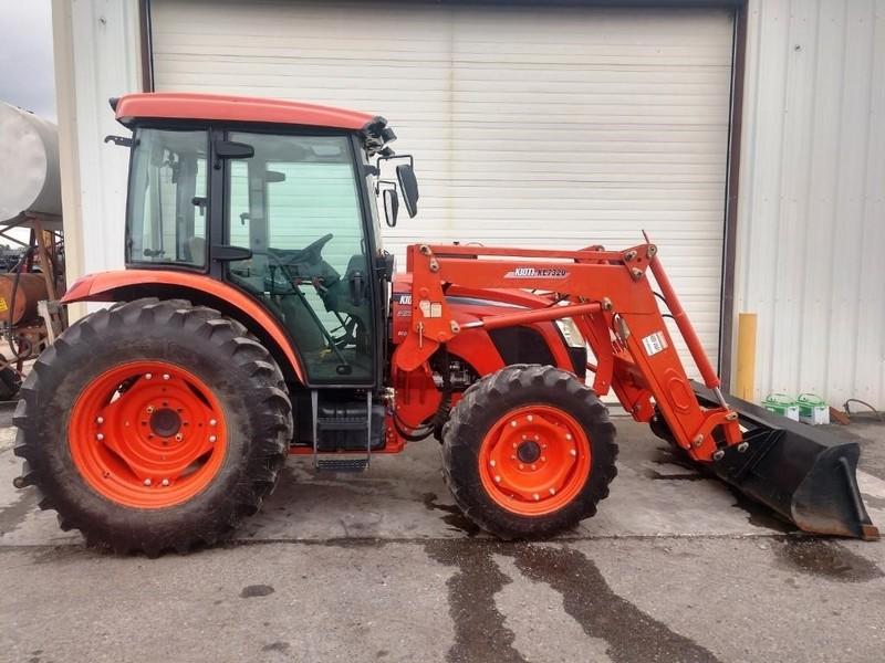 2014 Kioti RX7320 Tractor