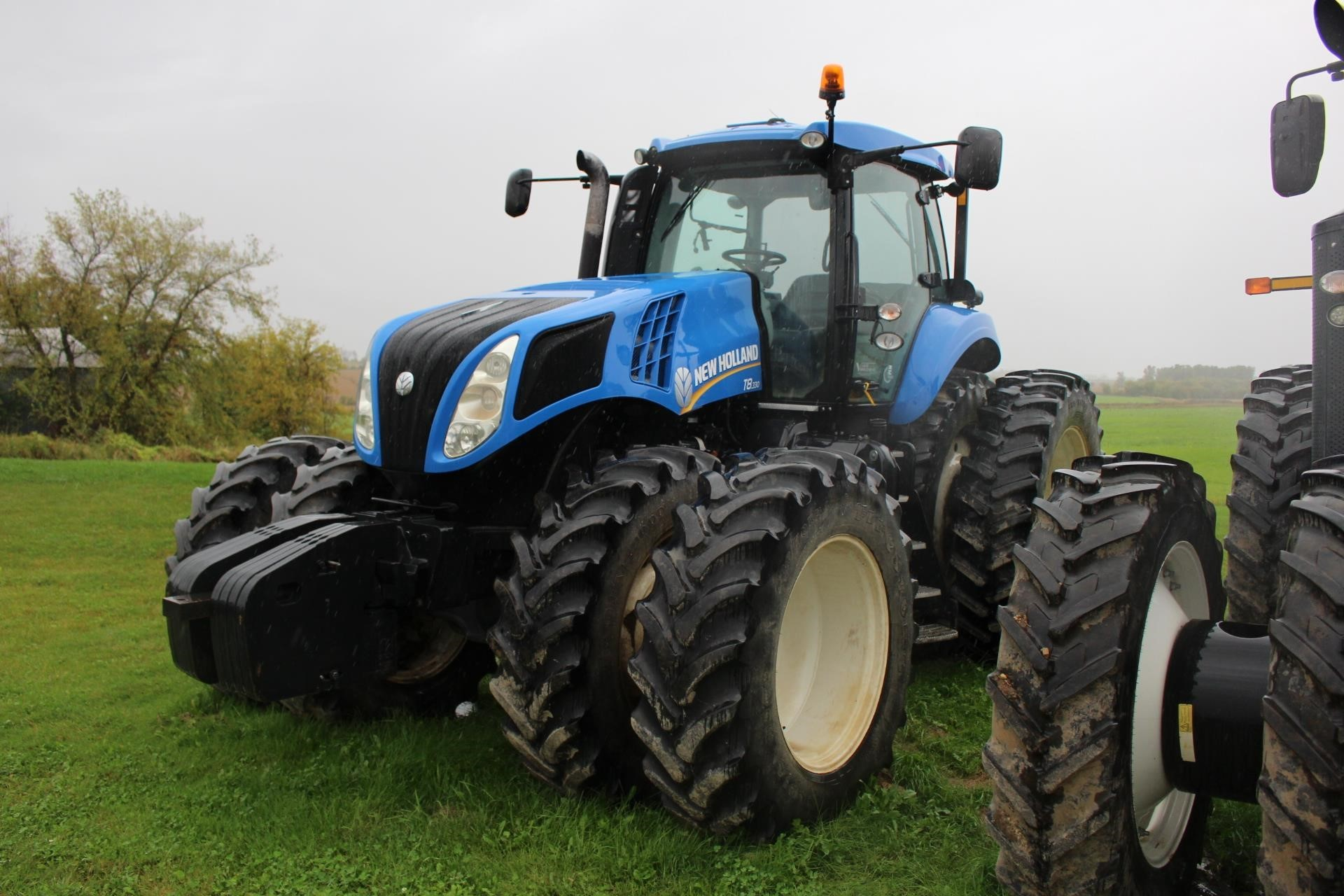 2013 New Holland T8.330 Tractor