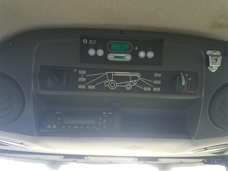 2014 Claas Lexion 750TT Combine