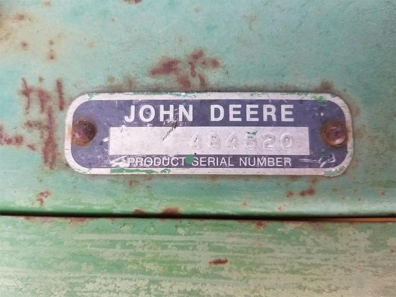 John Deere 218 Platform