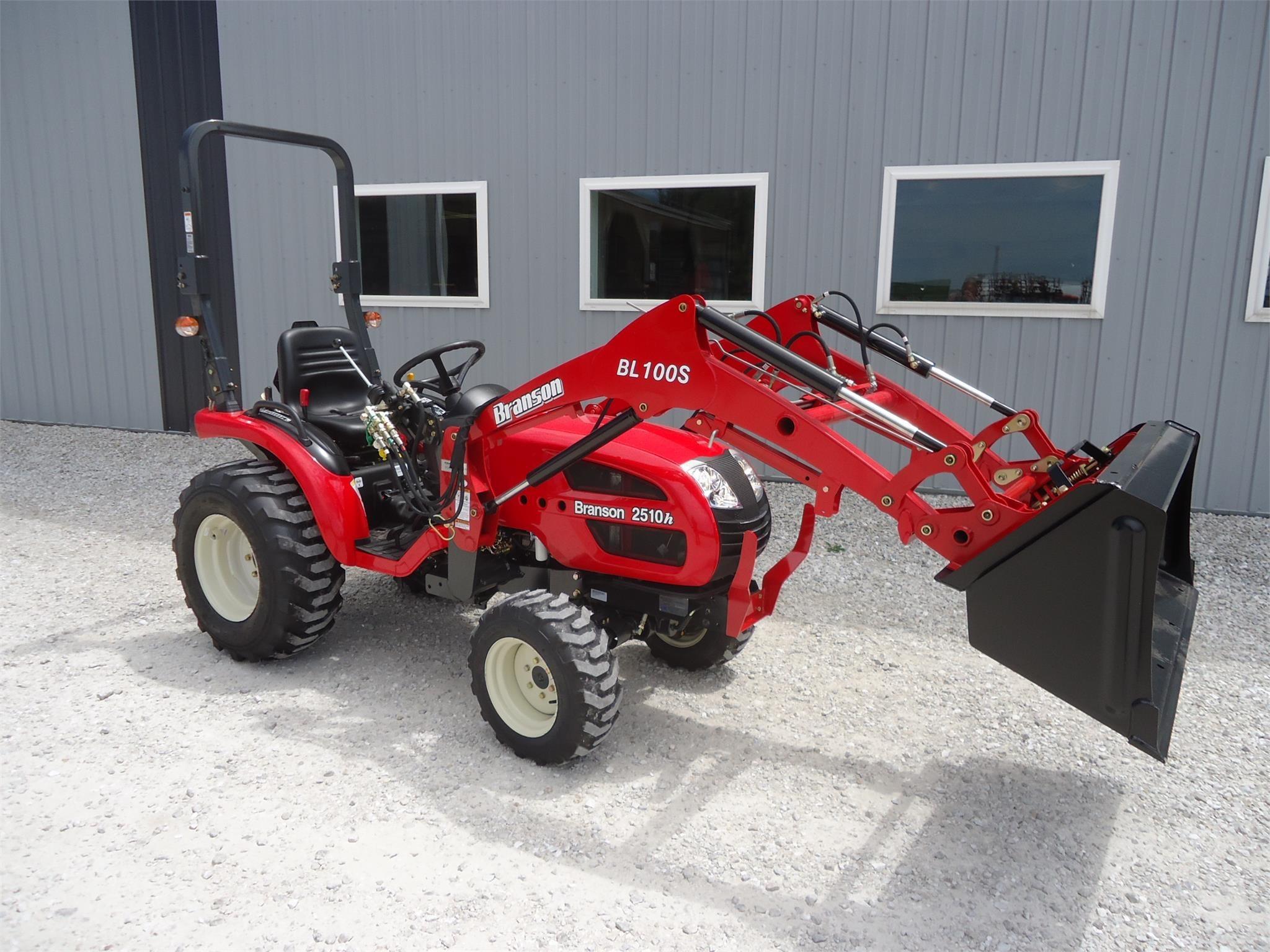 2019 Branson 2510H Tractor