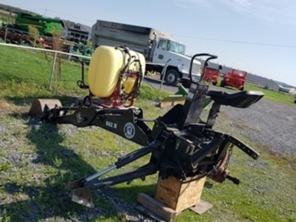 2010 Bush Hog 862H Backhoe and Excavator Attachment