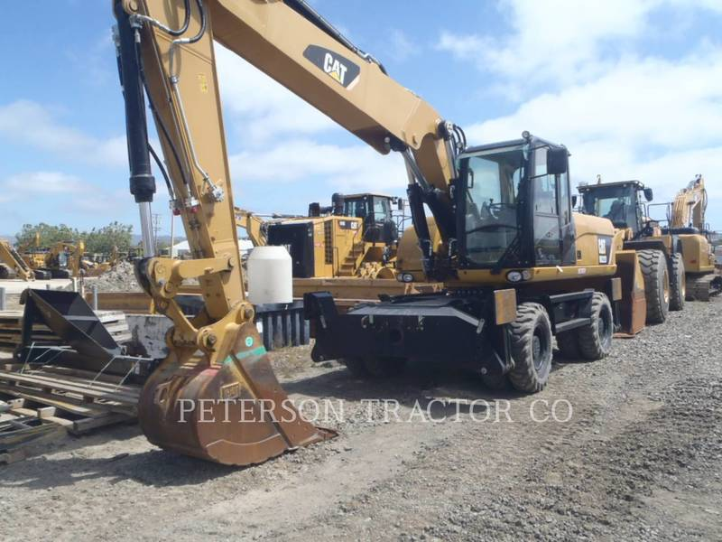 2014 Caterpillar M322D Excavators and Mini Excavator
