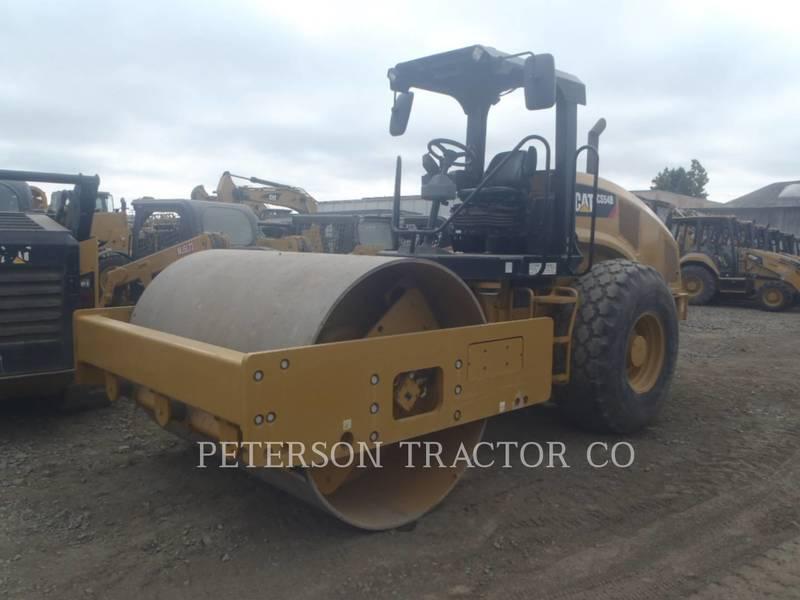 2016 Caterpillar CS54B Compacting and Paving