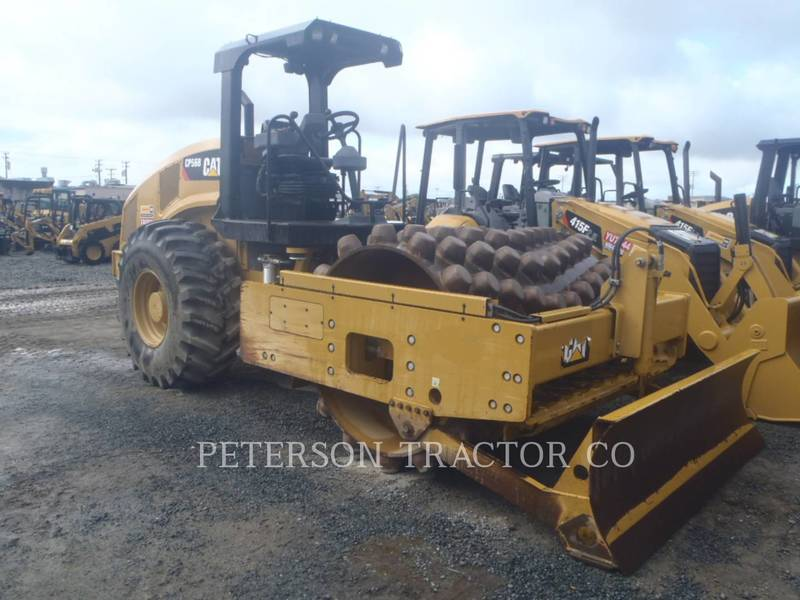 2015 Caterpillar CP56B Compacting and Paving
