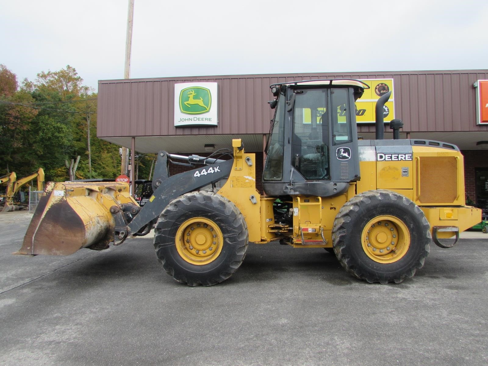 2012 Deere 444K Wheel Loader