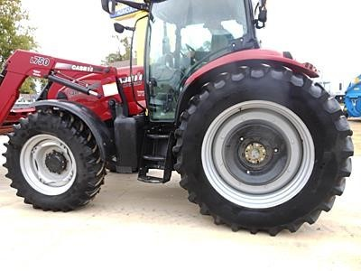 2007 Case IH Maxxum 140 Pro Tractor