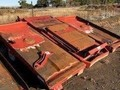 2000 Hesston 4920 Bale Wagons and Trailer