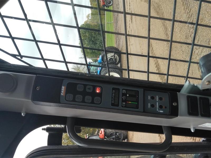 2017 Case SV340 Skid Steer