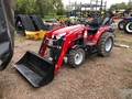 2017 Massey Ferguson 1739E Under 40 HP