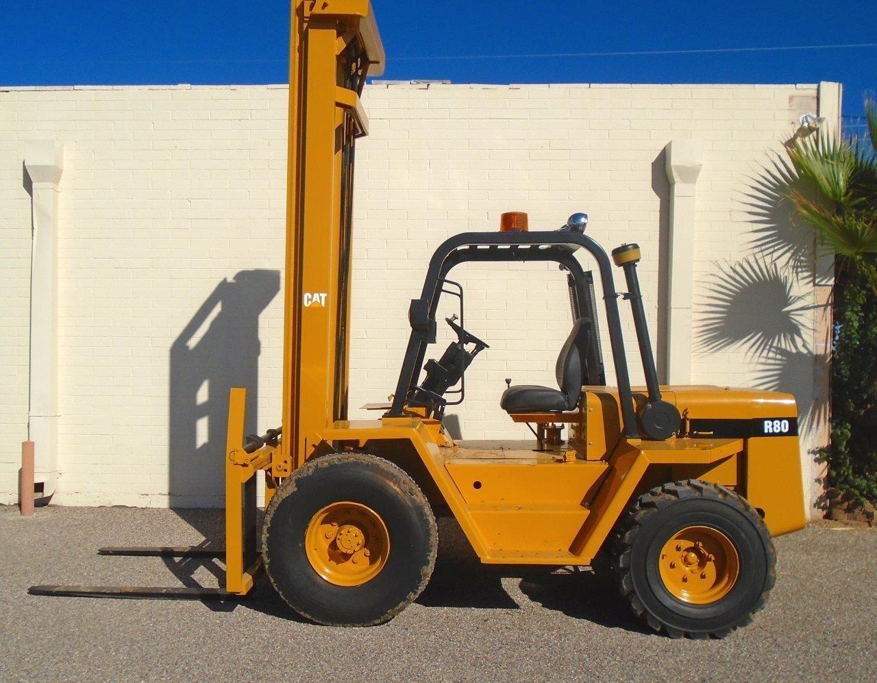 Caterpillar R80 Forklift