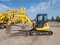 2016 Komatsu PC55MR-5 Excavators and Mini Excavator