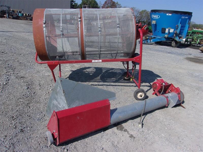 DMC Hi-Cap 40 Grain Cleaner