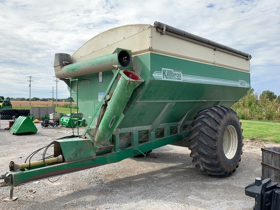 1999 Killbros 1400 Grain Cart