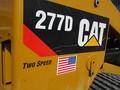 2014 Caterpillar 277D Skid Steer