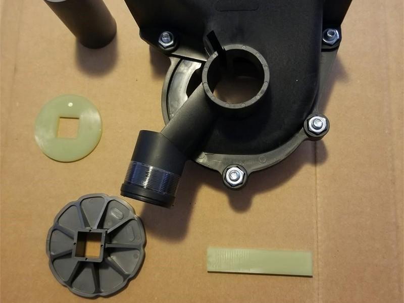 Tye Series V Drill