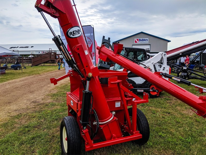 2019 Renn RMC24 Grinders and Mixer