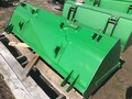 2016 John Deere 2150MM(85IN) GBL HEAVY DUTY BUCKET Loader and Skid Steer Attachment