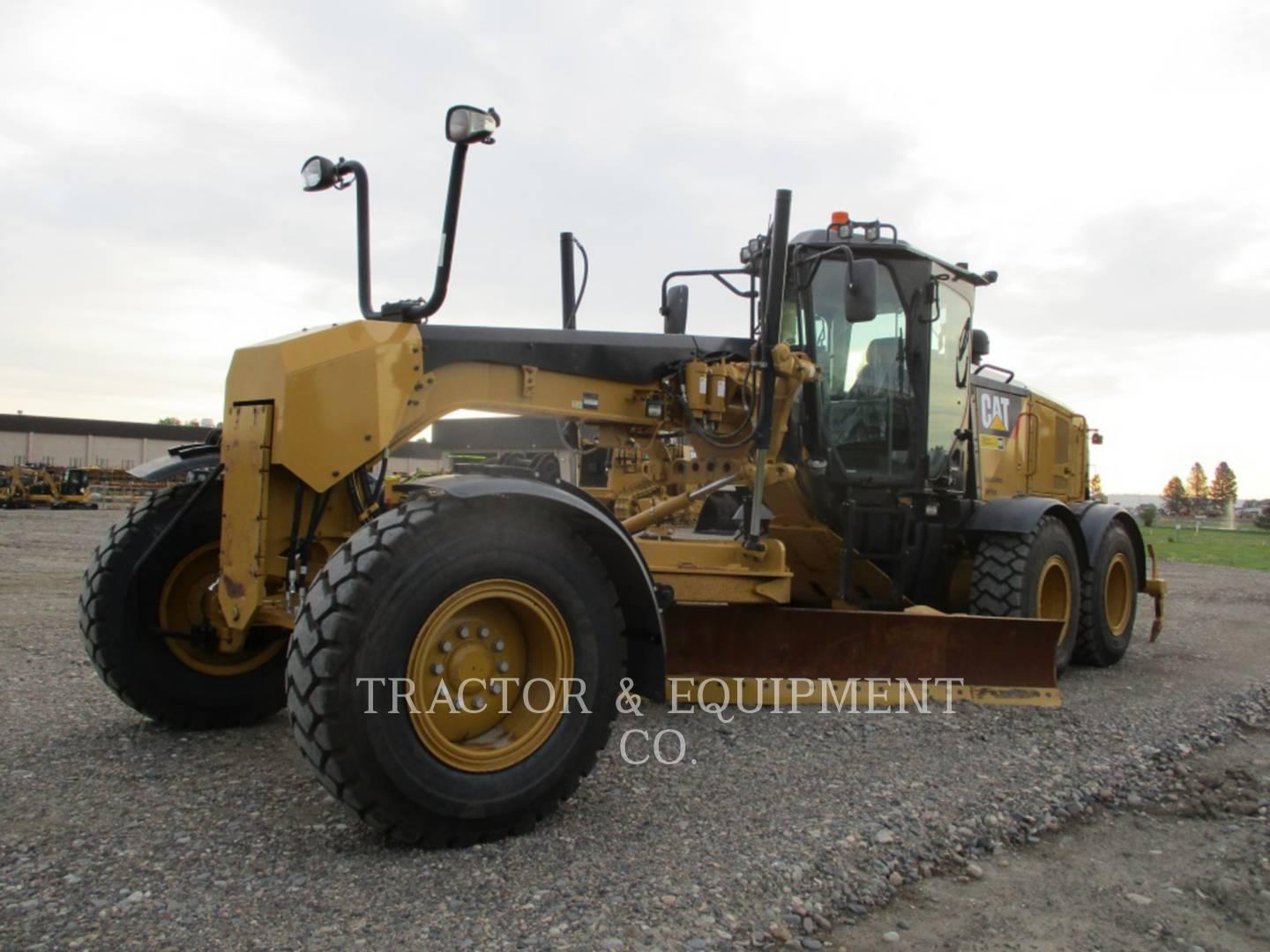2014 Caterpillar 160M2 Scraper